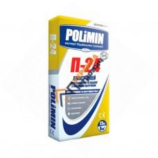 Клей для плитки Полимин П-24 (25 кг)