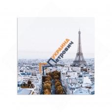 Самостоятельный сегмент модульной картины «Париж»