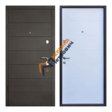 Входные металлические двери Zimen Gorizontal