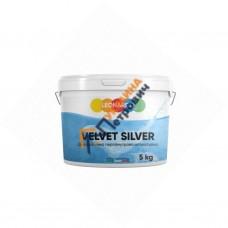 Декоративная штукатурка Leonardo Velvet Silver (5 кг)